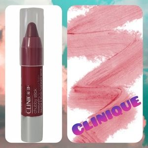 3 for $30 CLINIQUE CHUBBY STICK SUPER STRAWBERRY